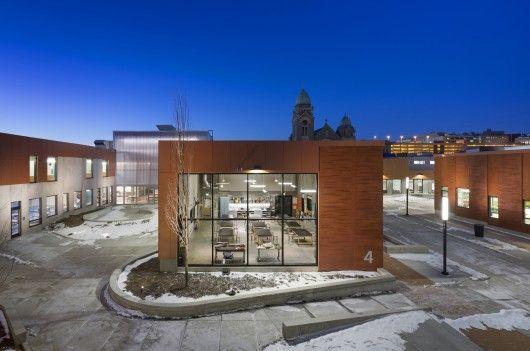 Henderson-Hopkins School / Rogers Partners, Educational, USA