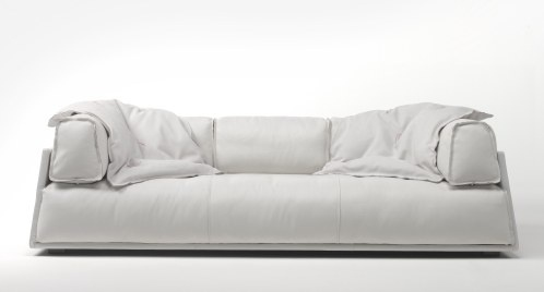 Baxter Hard and Soft #sofa #divano #baxter  DEVINCENTI MULTILIVING