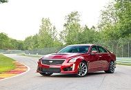 Why is Cadillac CTS an outstanding car to drive?