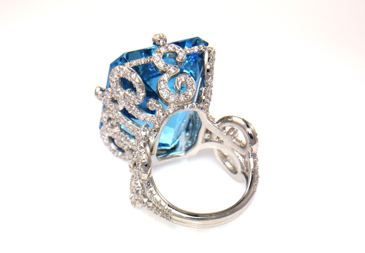 Erica Courtney Initial Ring