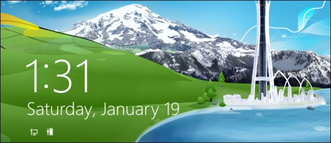 How to Disable the Lock Screen on Windows 8 Without Using Group Policy
