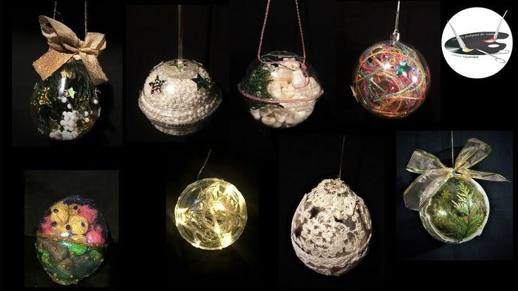 5 pomysłów na przezroczyste bombki DiY - Pomysły plastyczne dla każdego