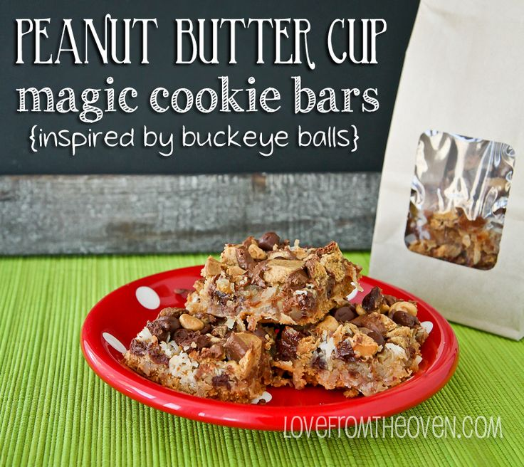 I love all my recipes, I really do. But some I love just a little extra. And this recipe is one of those. Have you ever wondered what would happen if two of your favorite holiday treats collide? Well, let me tell you, if those treats are Buckeye Ball Peanut Butter Balls and Magic Cookie click to read more