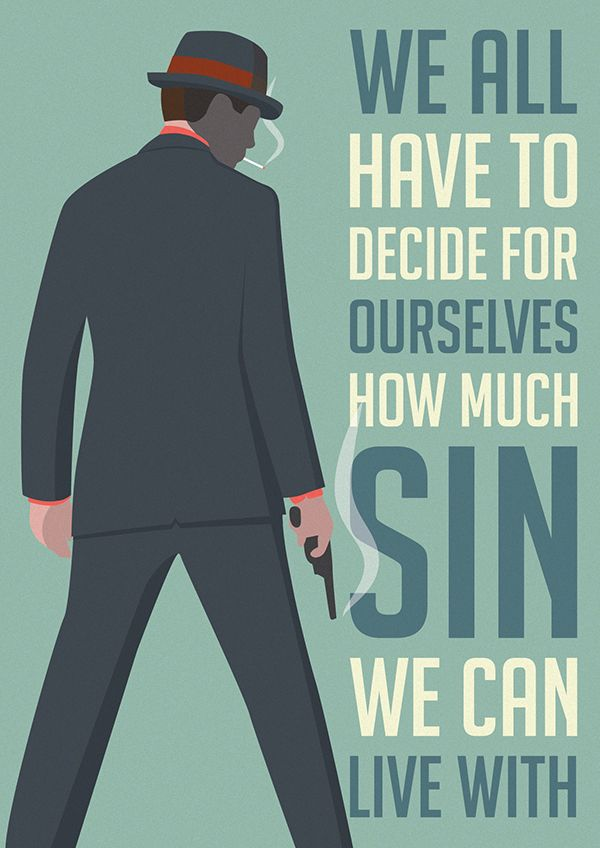 "Boardwalk Empire - ""We all have to decide for ourselves how much sin we can live with"" #GangsterFlick"