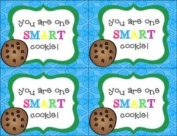 25 unique smart cookie ideas on pinterest smart cookie student gift tags you are one smart cookie negle Choice Image