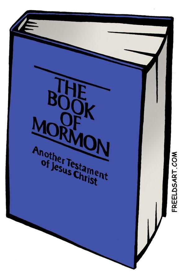 clipart book of mormon - photo #1