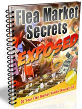 Flea market directory | Vendor resources | Flea market community  Here is a website that will list known flea markets by state.  The book shown here is on that website but the only captured picture showing Flea Markets.