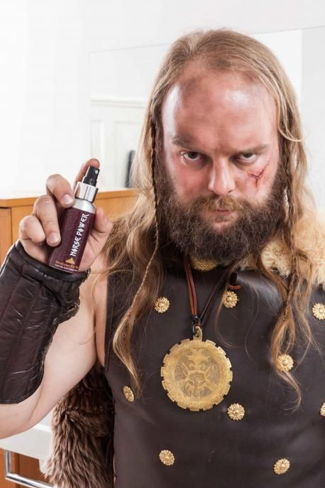 York Press: How to smell like a Viking with one easy spray - thanks to York experts. Viking aftershave: New 'fragrance' that lets you smell like a warrior. Fragrance created and atomisers produced by The Aroma Company.