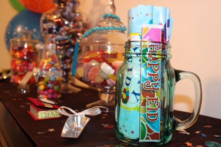 Eid party bags