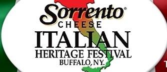 Sorrento Cheese Buffalo Italian Heritage Festival