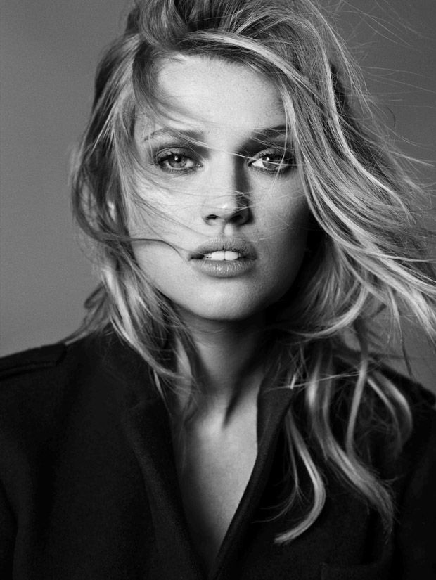 Toni Garrn by Hunter & GattI _
