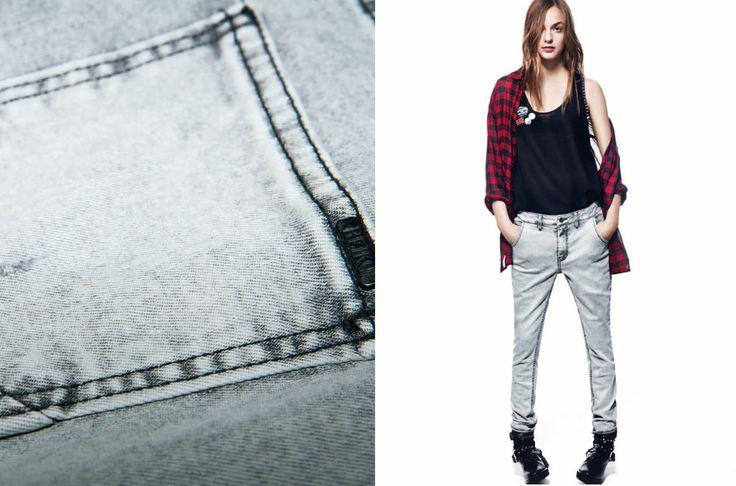 Nouvelle collection REIKO   Jeans easy LEOTIE : bien disponible sur notre e-shop