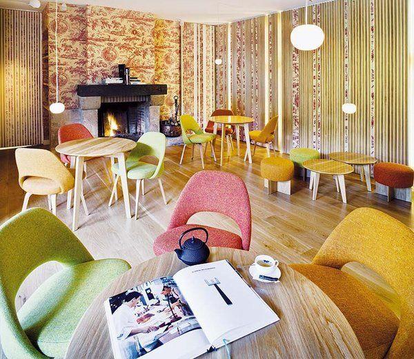 Cafetería del hotel Echaurren