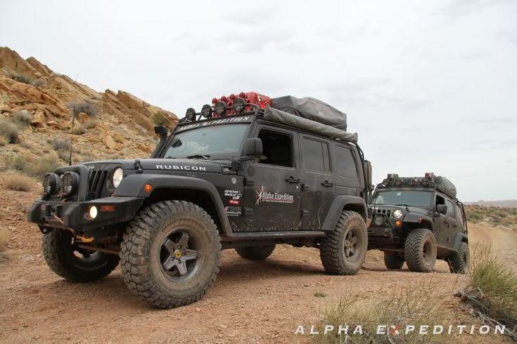 Alpha Expedition Gobi Jk Roof Rack Page 4 Jkowners