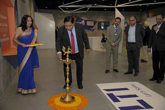 L&T Infotech Unveils New Brand Identity as LTI http://www.indianshowbiz.com/?p=142067