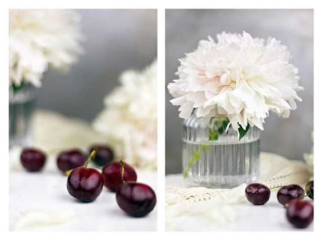 Cherry tiramisu