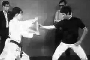 The intriguing science behind Bruce Lee's one-inch punch// It's a punch that has captivated our imagination for decades. From the distance of one-inch, Bruce Lee could break boards, knock opponents off their feet and look totally badass doing it. It's one of the most famous — and fabled — blows in the world. Days ago, Popular Mechanics set out to solve the mystery behind it – and did. (click for more)