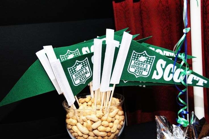11 Best Images About Football Theme Party On Pinterest