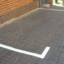 We paint traffic lines, parking bay lines and numbers on all surfaces, including tar, paving bricks, concrete slabs etc. We specialise in complexes, office blocks and shopping centre areas. We use SABS and ISO 9001 quality approved paint: http://tinyurl.com/l2gzmc7