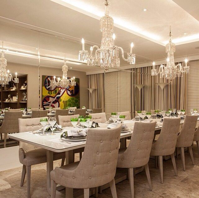 Decoração - Sala Jantar