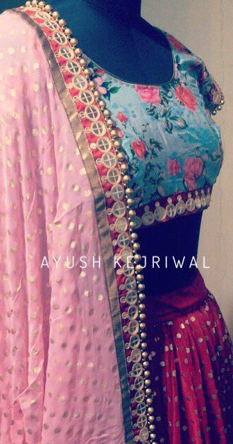 Lengha by Ayush Kejriwal For purchases email me at ayushk@hotmail.co.uk or what's app me on 00447840384707 #sarees,#saris,#indianclothes,#womenwear, #anarkalis, #lengha, #ethnicwear, #fashion, #ayushkejriwal,#Bollywood, #vogue, #indiandesigners ,#handmade, #britishasianfashion, #instalove, #desibride, #bollywoodfashion, #aashniandco, #perniaspopupshop, #style ,#indianbeauty, #classy, #instafashion, #lakmefashionweek, #i