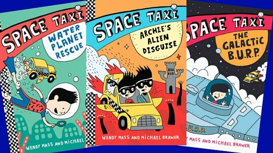 Space Taxi Series Educator Guide (Water Planet Rescue, Archie's Alien Disguise, & The Galactic B.U.R.P.)