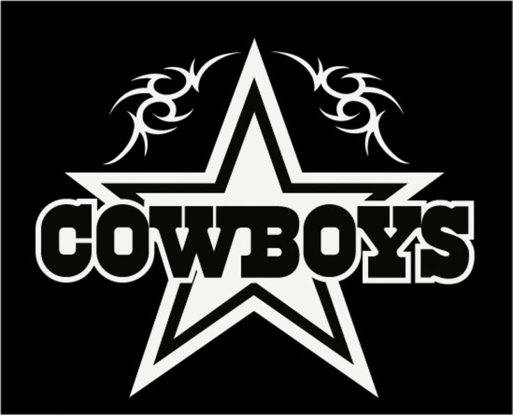 Dallas Cowboys Tribal.