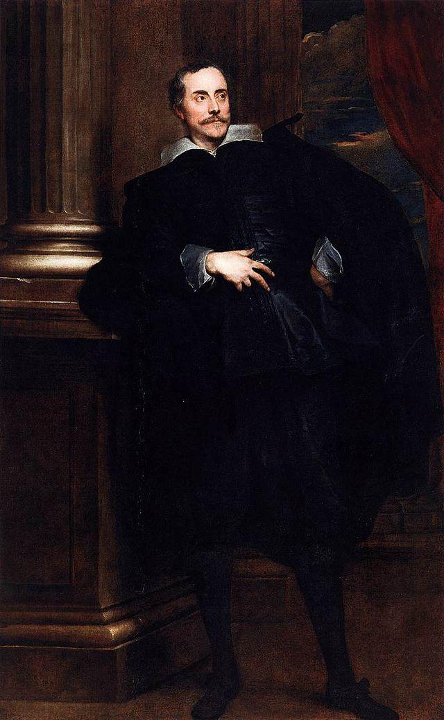 Anthony van Dyck - Portrait of Marcello Durazzo - WGA07390 - Anthony van Dyck - Wikimedia Commons