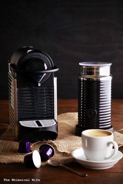 Tirimisu Layer Cake & Nespresso Aeroccino3 | The Whimsical Wife // Cook .Create. Decorate
