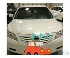 Toyota Camry 2009 Second Option for Sale in Abu Dhabi