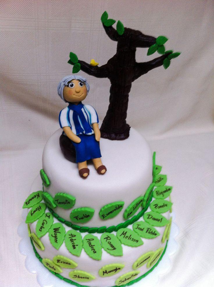 Grandma Birthday Cake Tree Of Life My Cakes N Cupcakes