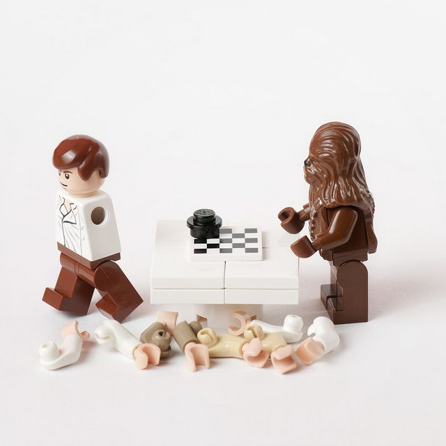 Best Star Wars Toys Images On Pinterest Star Wars Toys - Adorable chipmunks go on playful adventures with lego star wars toys