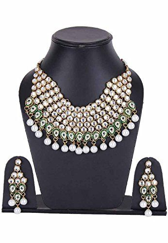 White Pearls Kundan Indian Bollywood Gold Plated Wedding ... https://www.amazon.com/dp/B01N23N0QH/ref=cm_sw_r_pi_dp_x_GPDHyb3JCW925