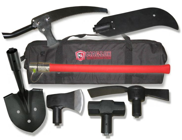 Mag-Lok 6-Piece Offroader's Tool Kit [MAGLOK-OFFROAD-TOOLS] - $275.00 : Pure FJ Cruiser Accessories, Parts and Accessories for your Toyota FJ Cruiser