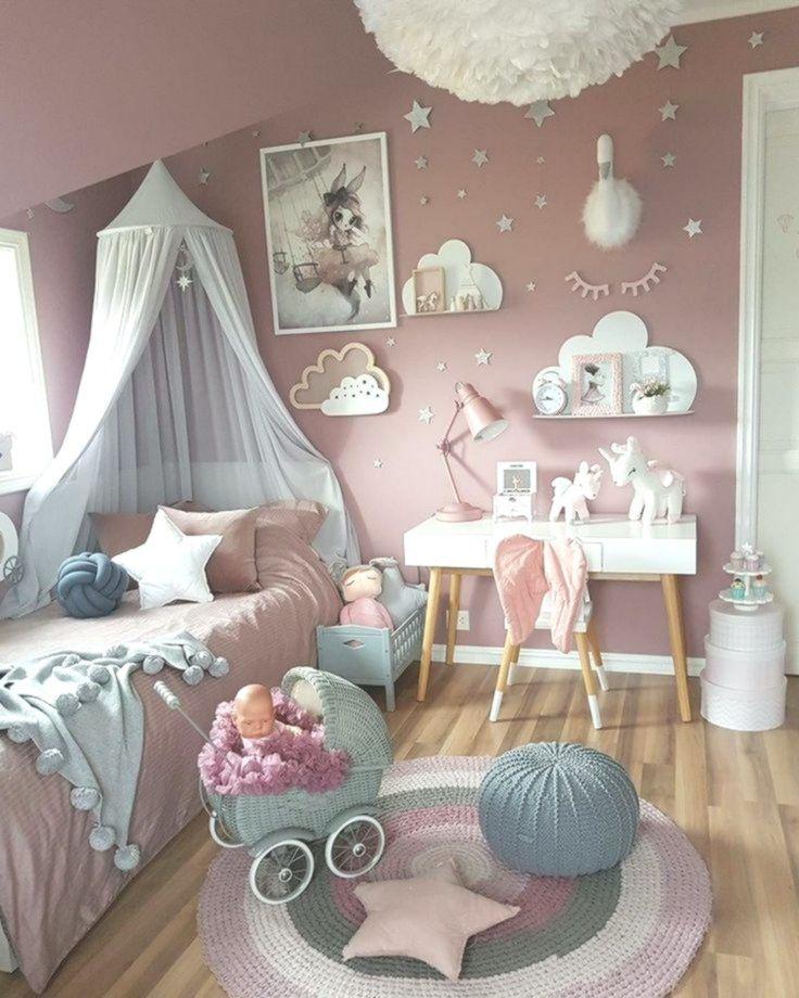 Kinderzimmer für Mädchen gestalten – 20 Deko Ideen zum