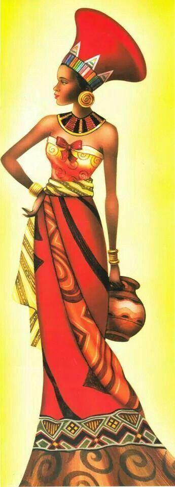 Mama Africa...