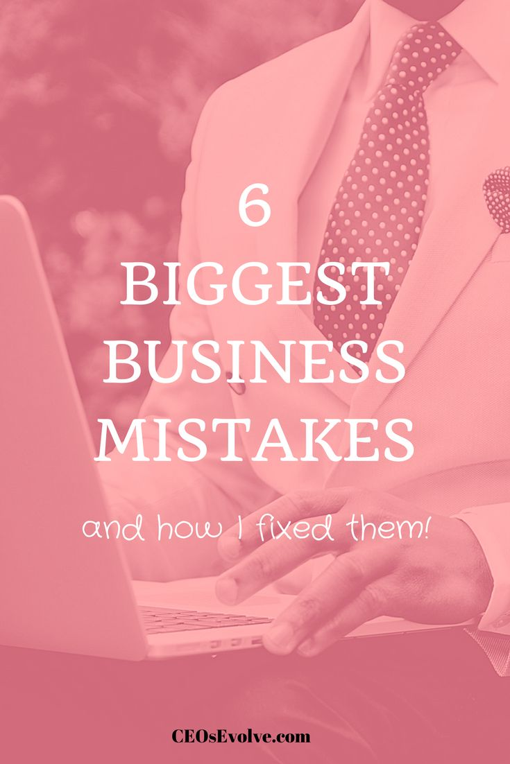 Entrepreneur mindset: Did you know that most businesses fail in the first few years? Don't worry, there is a solution for every problem. These businesses fail for the same reasons. So if you manage to overcome these problems and better yet, avoid them then your business will likely survive. To make a long story short here are the 6 common mistakes and how to fix them. Continue to read more
