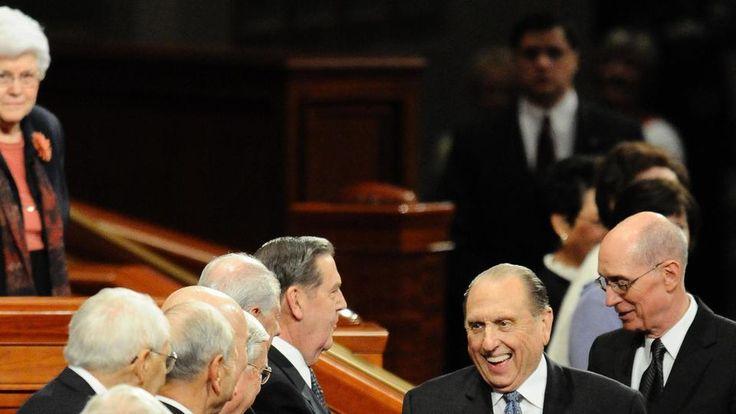 A Primeira Presidência e o Quórum dos Doze Apóstolos