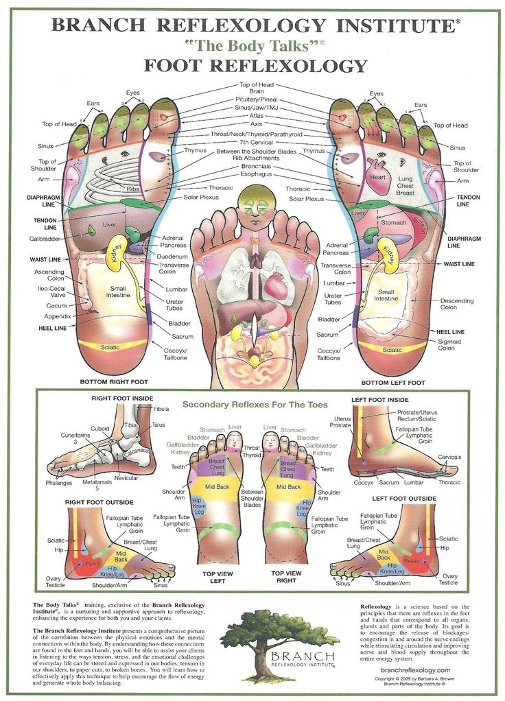 Foot+Reflexology.jpg (1152×1600)