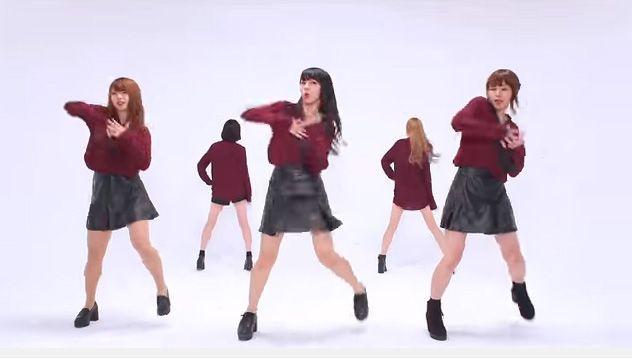 【いくまあゆずやこまな】Little Scarlet Bad Girl【踊ってみた】