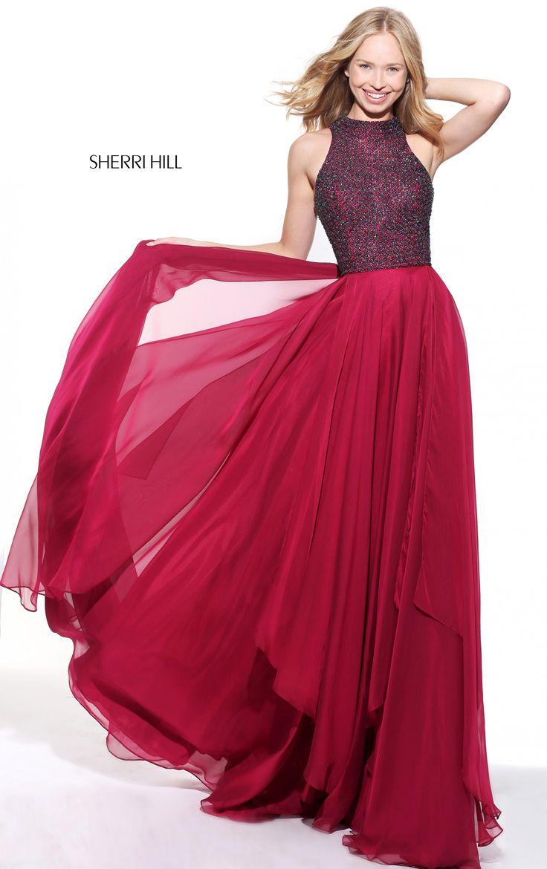 24 Best Sherri Hill 2018 Images On Pinterest Prom Dresses Sherri