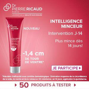 Une cure d'attaque : 14 jours pour mincir TOP CHRONO ! En savoir plus sur http://www.beaute-test.com/service/test_produit_dr_pierre_ricaud_intelligence_minceur_intervention_j-14.php#68SILXxT6hqEv0JC.99
