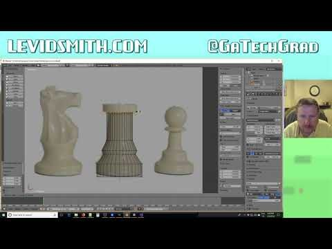 Chess Time Lapse Development