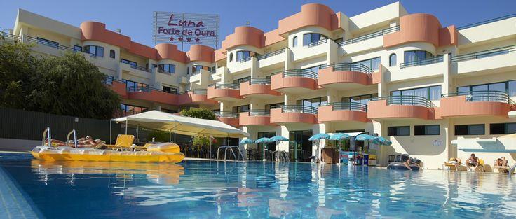 Luna Forte da Oura | Albufeira | Algarve | Portugal | TPVBooking