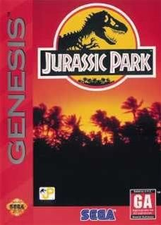 Jurassic Park - Genesis Game Original Sega Genesis game cartridge only. All DK's classic used games are cleaned, tested, guaranteed to work and backed by a 120 day warranty.