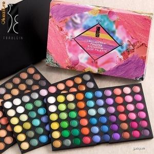 Trusa Machiaj Make-up Profesionala 180 Farduri Culori Fraulein38 foto