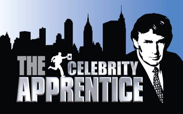 "The Celebrity Apprentice- gotta love ""The Donald"""