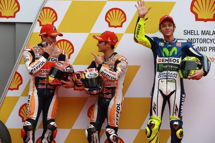 Валентино Росси: Надеюсь, каждый гонщик будет вести свою гонку
