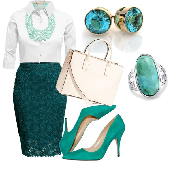 A fashion look from April 2015 featuring LE3NO tops, H&M skirts and Kate Spade pumps. Browse and shop related looks.