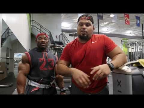"""Dexter """"The Blade"""" Jackson and Dexter Jr. Train Chest - YouTube"""